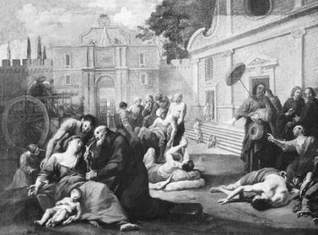 Чума - величайшая трагедия средневековой Европы