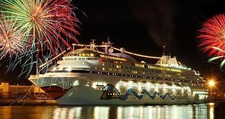 Картинки новый год на корабле