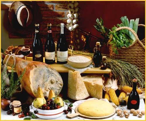 Кулинарные традиции Италии оригинальны и необычны