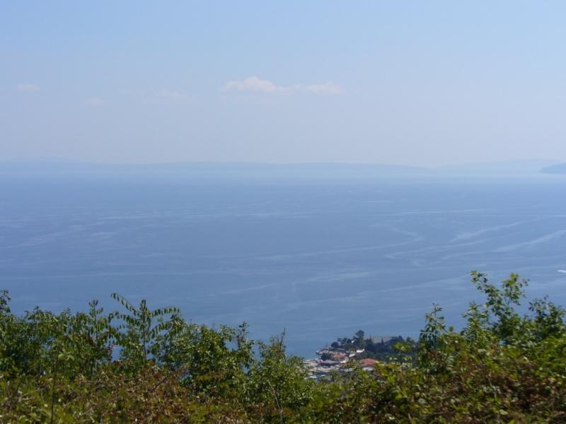 Адриатическое море в Хорватии