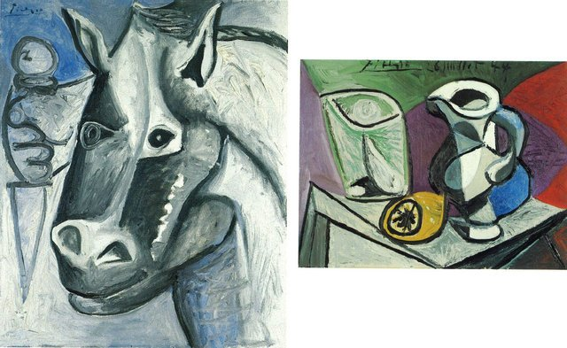 pablo picasso's life works and contributions