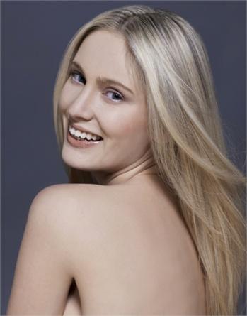 нежная кожа блондинок фото