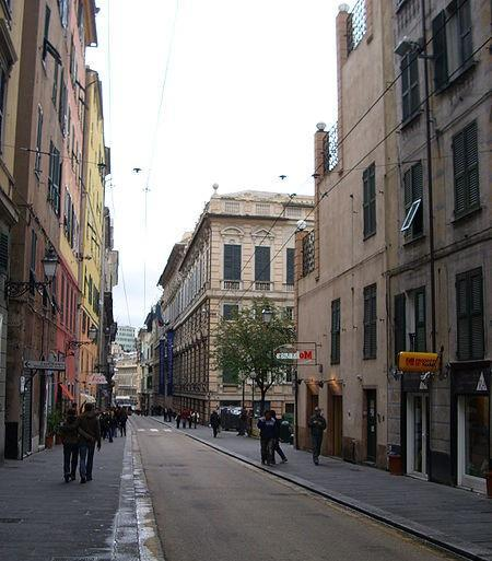 Улица Бальби