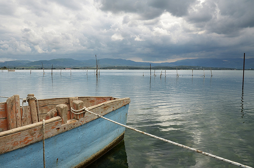 Озеро Варано