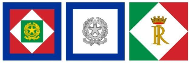 Штандарты Президента, представителя Президента и почётного президента Республики