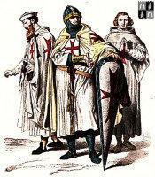 Братья ордена тамплиеров