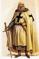 Последний Великий магистр ордена тамплиеров Жак де Моле