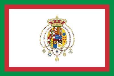 Флаг Королевства обеих Сицилий