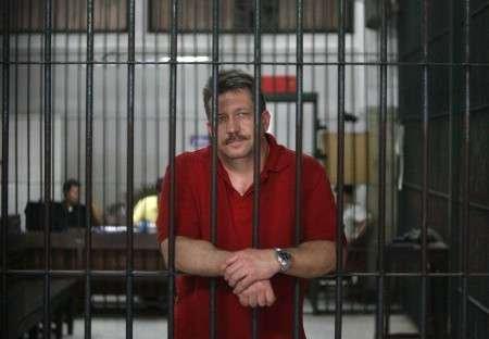 Виктор Бут в тюрьме Таиланда
