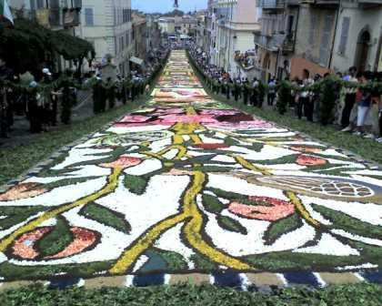 L'infiortata a Genzano