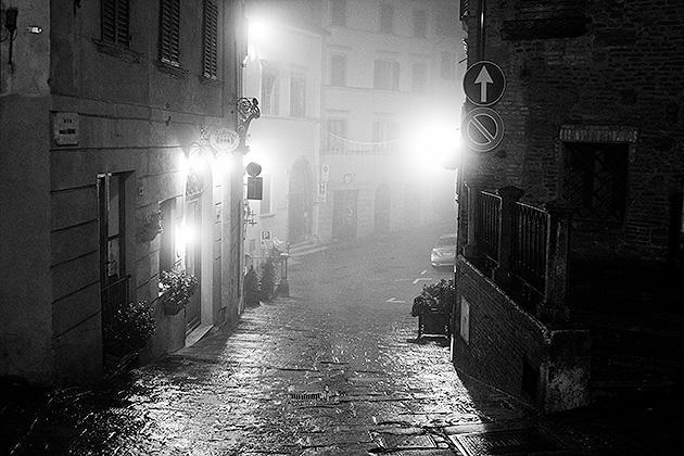 Re и ещё ночь улица фонарь