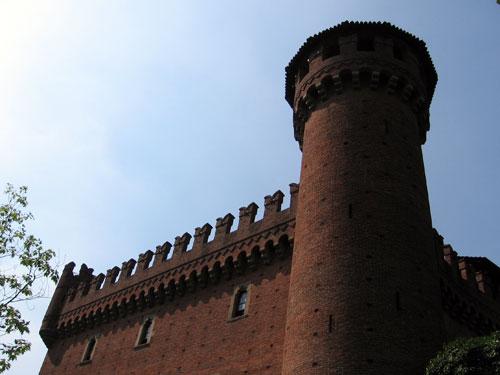 Torino, borgo medievale
