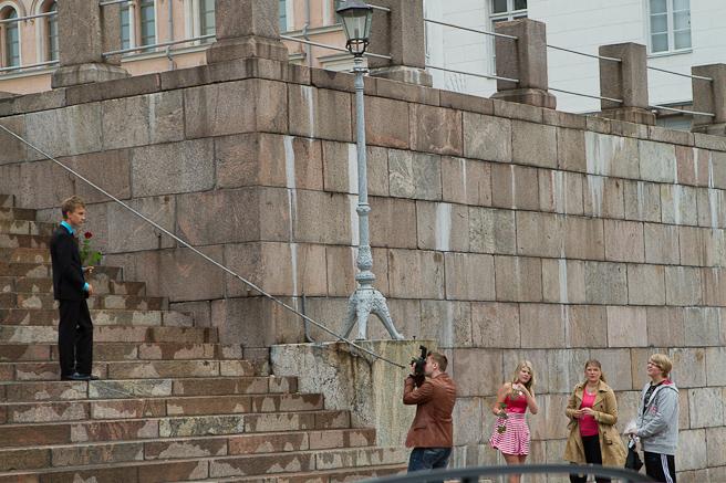 Путешествие на север. Часть пятая. Финляндия – Хельсинки и  Рованьеми