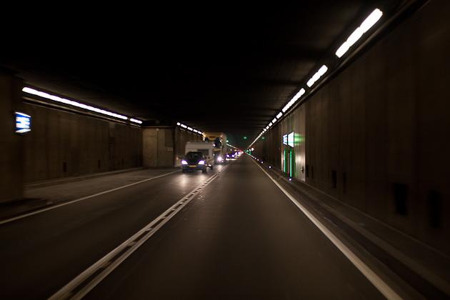 Тунель Готтард
