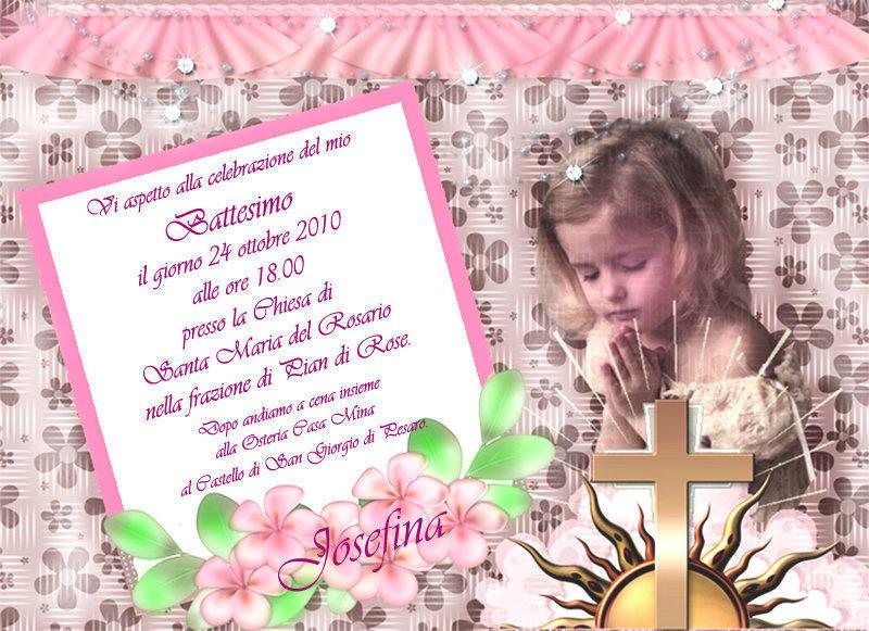 Дочке поздравления с крещением