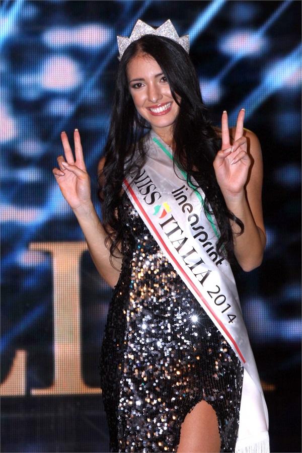 Финал конкурса Мисс  Италия 2014. Фоторепортаж   Vanity Faire.