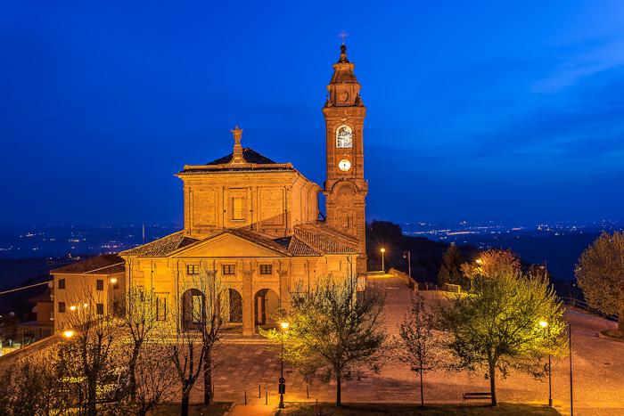 Приходская церковь святого Иоанна Крестителя