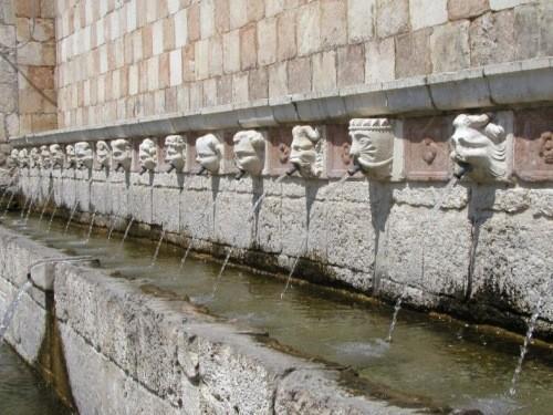 Фрагмент фонтана