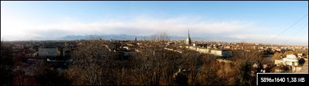 Панорама Турина Олимпийские Игры 2006 - Откроется в новом окне - 1,3MB