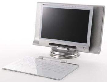 Fujitsu flexbile PC