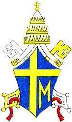 Герб папы Иоанна Павла II.