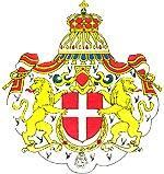 Герб Итальянского королевства.