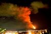 Извержение на сицилийском вулкане Этна привело к закрытию аэропорта в Катании