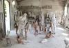 Настоящая очередь образовалась на Международном биеналле скульптуры в Карраре, ч