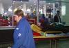 Среди пострадавших в результате теракта в российском аэропорту Домодедово есть и