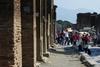"""Помпеи: во время проведения мероприятия """"Воскресенье в музее"""" туристы смогут пос"""