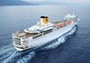 На круизном лайнер Costa Allegra произошел пожар, судно дрейфует у Сейшельских о