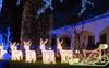 В провинции Милана открыл двери дом Санта-Клауса