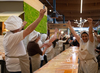 Рекорд Гиннесса из Болоньи: в гастрономическом парке FICO приготовили тесто длин