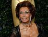Голливуд устроил в честь итальянской актрисы Софи Лорен торжественный вечер