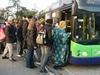 Автобусный маршрут специально для иммигрантов в городе Фоджа, Италия