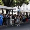 Бастуют водители общественного транспорта в Риме