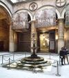 Во Флоренции началась реставрация фонтана работы Вазари во дворе Палаццо Веккьо