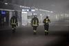 Пожар в аэропорту Фьюмичино: главный аэропорт Рима будет закрыт до 14:00; умышле