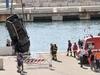 В Генуе, в результате падения автомобиля с парома, погибло двое немецких туристо