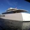 Остия: каникулы наследников Стива Джобса на борту супер-яхты продолжаются
