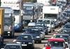 В выходные на дорогах Италии прогнозируются огромные пробки
