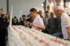 В Италии за час приготовили 623 чашки кофе, установив новый рекорд Гиннеса