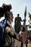 Рим: костюмированное представление в память о Цезаре