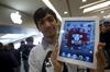 Очереди в магазинах Милана и Рима за новым iPad 3