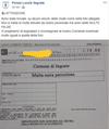 В провинции Милана неизвестные оставляют фальшивые штрафы на лобовых стеклах а