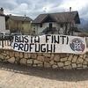 Неизвестные попытались сжечь дом итальянца, приютившего мигрантов