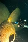 В Лигурия открылась первая итальянская подводная выставка