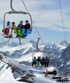 На итальянском горнолыжном курорте Ливиньо до 13 мая можно будет бесплатно катат
