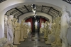 Хранилище оригинальных скульптур из садов Виллы Боргезе становится музеем