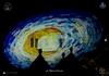 Альберобелло: трулли окрасились в фантастические пейзажи в стиле ван Гога